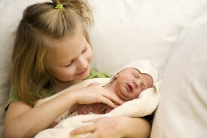 Sleep Tips For Children With A New Sibling