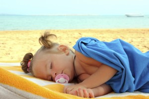 Top 10 Travel Sleep Tips for Children